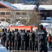 Evakuierung Schleching Raiten