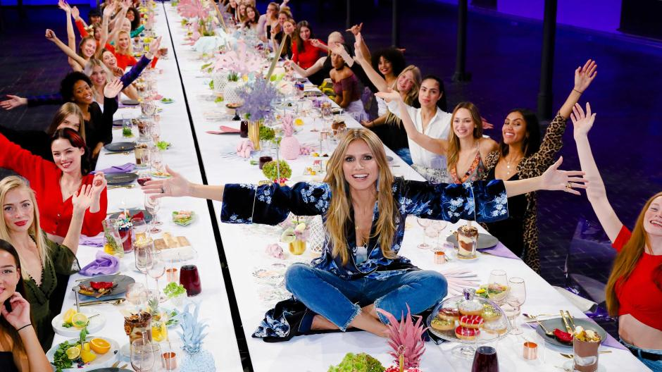 Germanys Next Topmodel Gntm 2019 Folge 5 Heidis Extensions