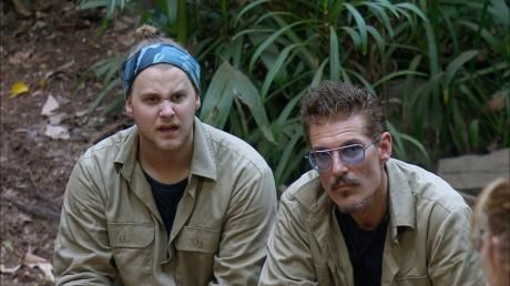 Bricht Chris Töpperwien (rechts) das Dschungelcamp vorzeitig ab?