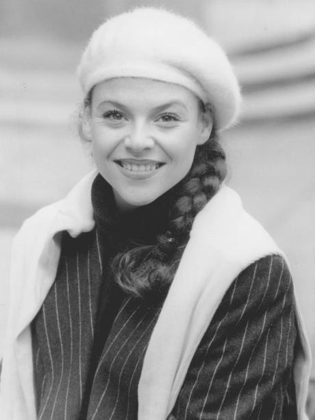 Verbotene Liebe Star Augsburger Schauspielerin Dinah Schilffarth