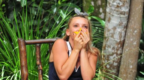 Hat das Dschungelcamp 2019 gewonnen: Siegerin Evelyn Burdecki.