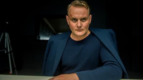 """Kriminalhauptkommissar Jens Stellbrink (Devid Striesow) in einr Szene des Tatort """"Der Pakt"""". Es war der letzte Auftritt im Saarbrücken-Krimi."""