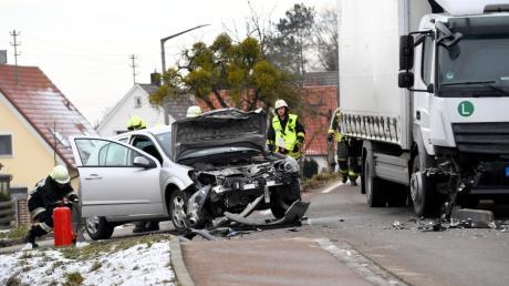 Verkehrsunfall Rettenbach
