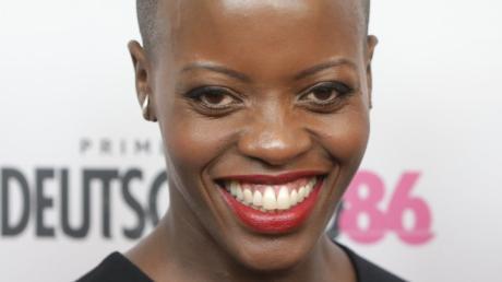 Florence Kasumba ist neue «Tatort»-Ermittlerin.