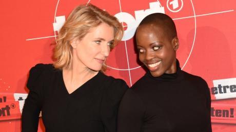 Neues Tatort-Duo: Maria Furtwängler und Florence Kasumba.