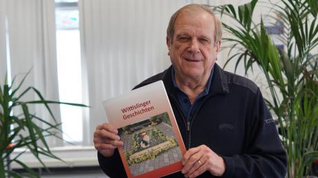 "Harald Lemmer verfasst die Schriftreihe ""Wittislinger Geschichten""."