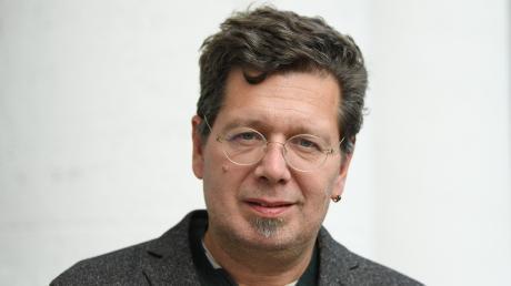 Der österreichische Schriftsteller Franzobel.