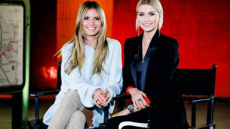 """Lena Gercke ist die erste Gastjurorin bei """"Germany's next Topmodel"""" 2019."""