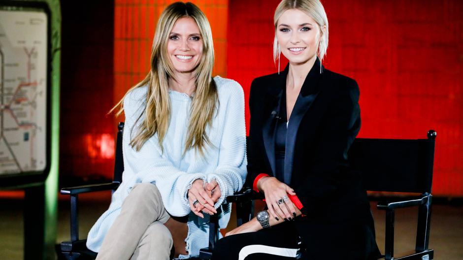 Germany S Next Topmodel Gntm 2019 Lena Gercke Ist Die