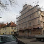 Übergangswohnheim für obdachlose Frauen, Augsburg-Pfersee