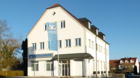 Die Raiffeisenbank Wittislingen verhandelt mit der Raiffeisen-Volksbank Donauwörth über eine Fusion.