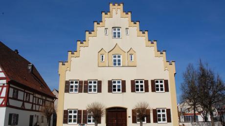 Der Wittislinger Gemeinderat hat getagt.