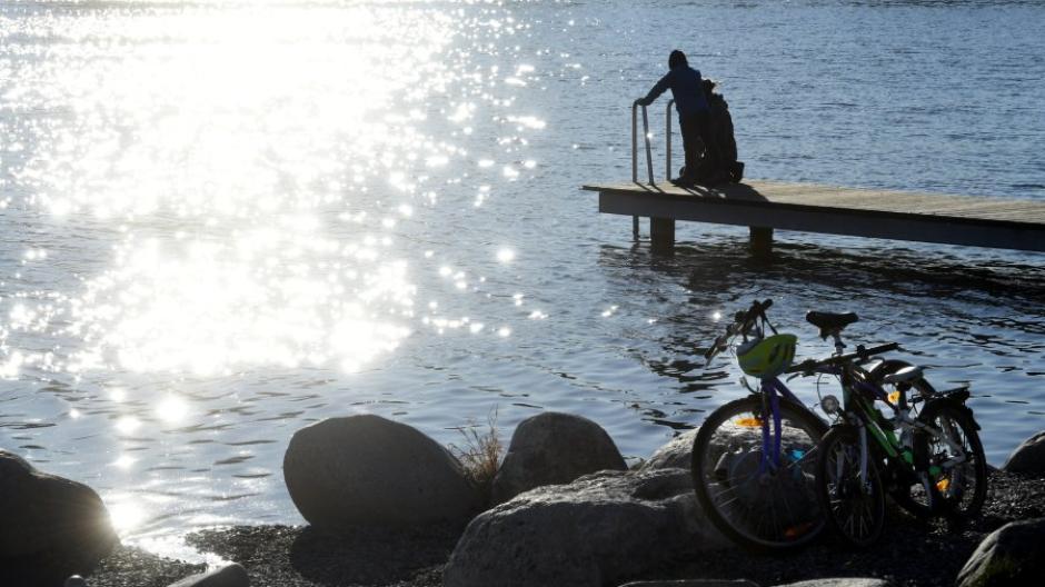 Sonne pur / Wetter / Frühling
