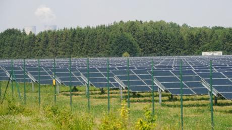 Photovoltaikpark Harthausen Juli 2013