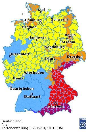 Schwaben Karte Deutschland.Liveticker Hochwasser In Bayern A8 Total Gesperrt Jahrhundert