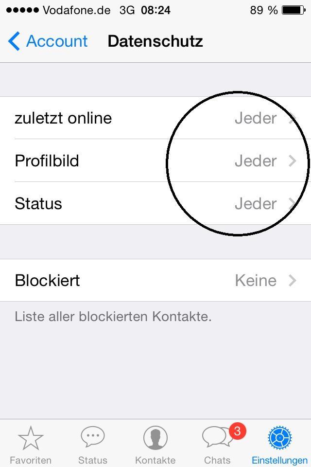 Whatsapp Stalker Oder Nie Online Das Sind Die Whatsapp