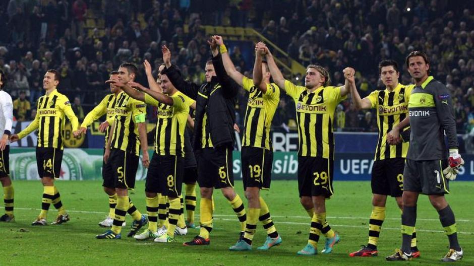 Fußball Spanische Pressestimmen Zu Dortmund Real International