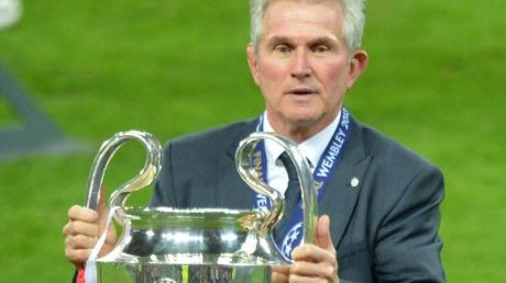 Jupp Heynckes gehört zu den besten Vereinstrainern der Geschichte.