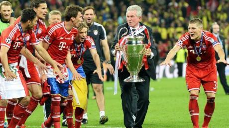 Jupp Heynckes hat die Bayern zu Super-Bayern geformt.