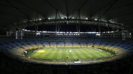 Im Maracana wird 2014 der neue Weltmeister gekürt werden.