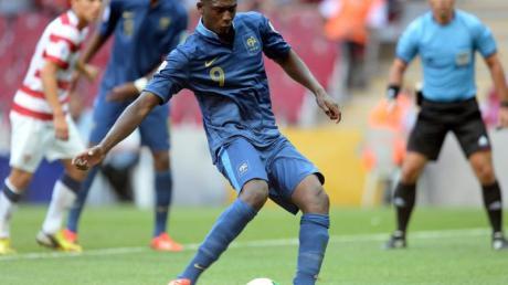 Yaya Sanoga spielt künftig für den FC Arsenal. Foto: Georgi Licovski