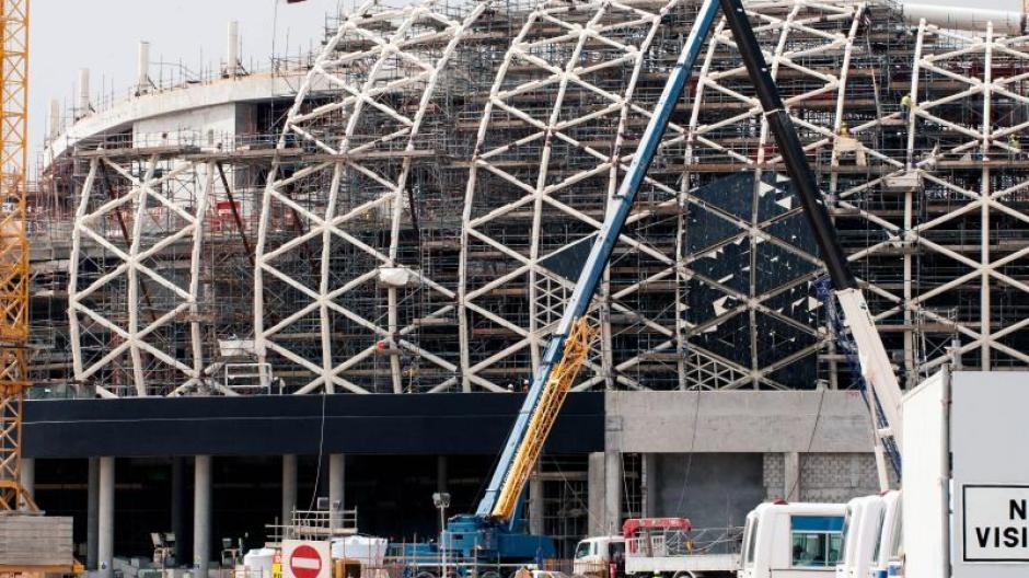 Kritik An Fifa Amnesty Arbeiter In Katar Weiter Fur