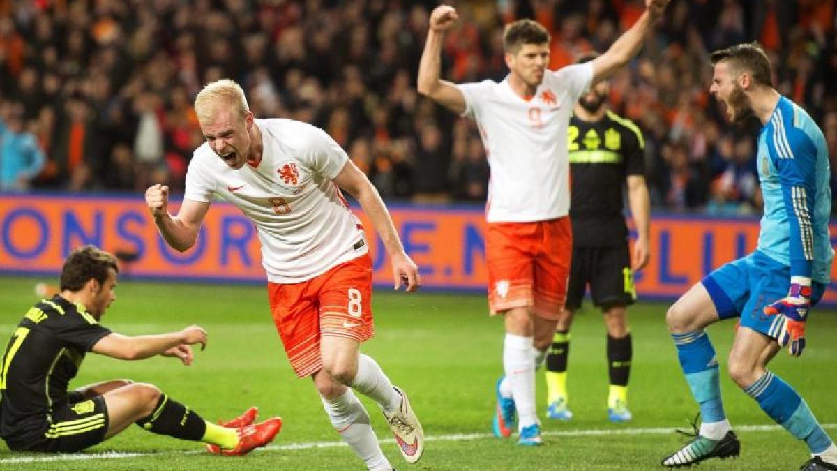 England Gegen Spanien