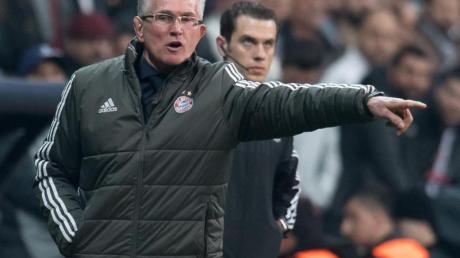 Mit dem Bayern-Sieg bei Besiktas Istanbul kann Trainer Jupp Heynckes in der Champions League elf Siege in Serie verbuchen.
