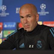 Hat eine hohe Meinung von Liverpool-Coach Jürgen Klopp: Real-Trainer Zinedine Zidane. Foto: Uefa/UEFA via Getty Images/dpa
