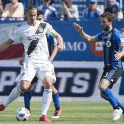 LA Galaxy hat auch ohne Superstar Zlatan Ibrahimovic gewonnen. Foto: Graham Hughes/The Canadian Press/AP