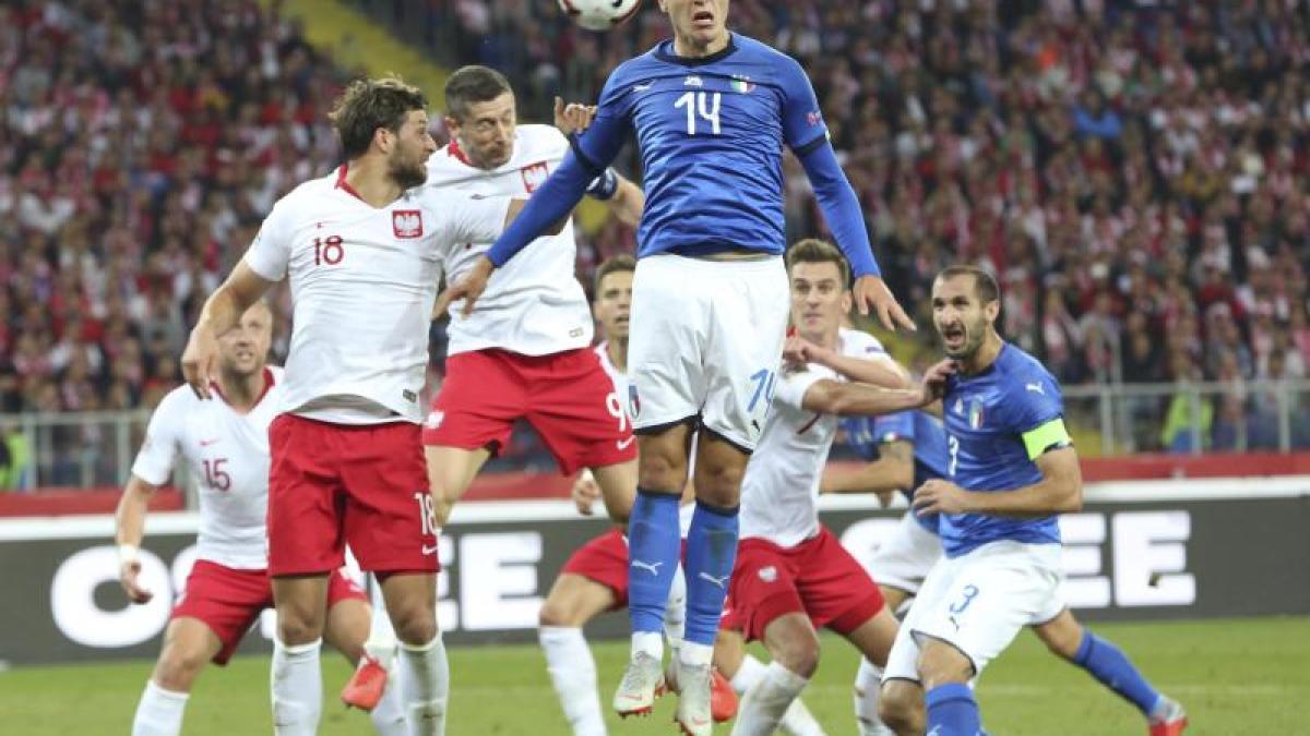 Polen Gegen Italien