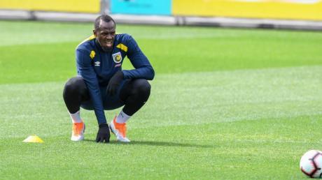 Das Fußball-Engagement von Usain Bolt in Australien ist bereits wieder beendet.