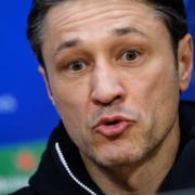 Trainer Niko Kovac will mit dem FC Bayern München in der Champions League unbedingt Gruppenerster bleiben. Foto: Sven Hoppe
