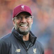 Liverpools Trainer Jürgen Klopp steht auf Padel-Tennis. Foto: Richard Sellers/PA Wire
