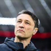 Bayern-Trainer Niko Kovac muss mit seinem Team beim FC Liverpool antreten. Foto: Matthias Balk