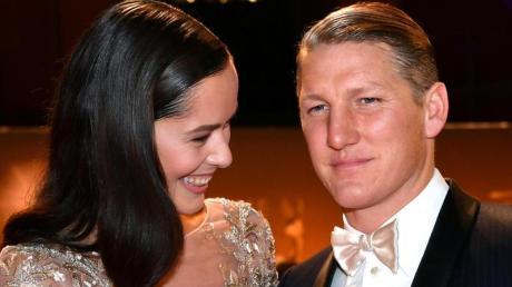Bastian Schweinsteiger und Ana Ivanovic freuen sich über ihren zweiten Sohn.