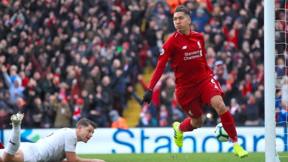 Englischer Fussball Liverpool Bleibt An Man City Dran 4 2