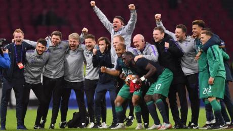 Tottenham Hotspur trifft im Finale der Champions League auf den FC Liverpool.