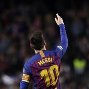 Lionel Messi ist der Superstar des FC Barcelona. Foto: Emilio Morenatti/AP