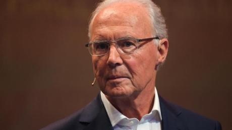 Franz Beckenbauer hält Jürgen Klopp für einen der besten Trainer der Welt. Foto: Ina Fassbender