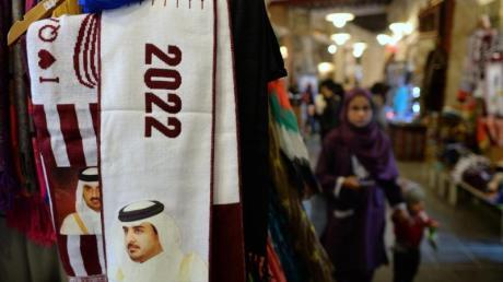 2022 findet die Fußball-Weltmeisterschaft in Katar statt.