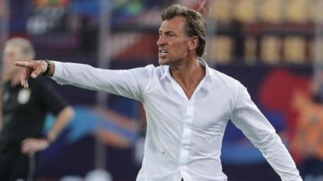 Neuer Nationaltrainer der Fußball-Nationalmannschaft Saudi Arabiens: Der Franzose Hervé Renard.