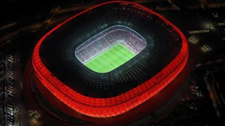 2022 wird in der Allianz Arena in München wieder das Finale der Champions League stattfinden.