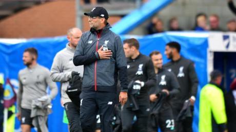 Mit dem FC Liverpool weiter auf dem Erfolgsweg: Jürgen Klopp. Foto: Anthony Devlin/PA Wire