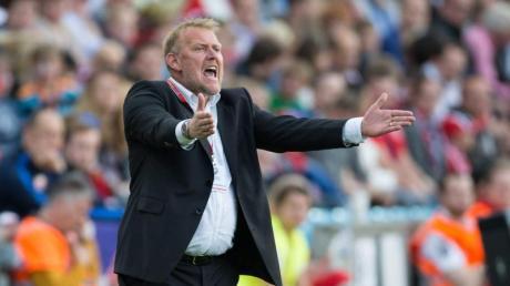 Robert Prosinecki ist als Nationaltrainer von Bosnien-Herzegowina zurückgetreten.