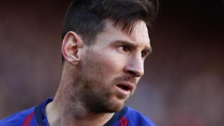 Will noch lange beim FCBarcelona bleiben: Lionel Messi. Foto: Manu Fernandez/AP
