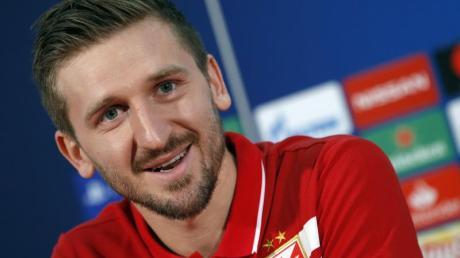 Marko Marin freut sich auf das Spiel beim FC Bayern München.