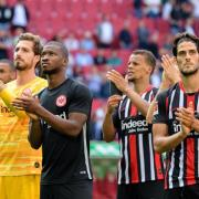 Eintracht Frankfurt startet mit einem Heimspiel gegen den FC Arsenal in die Europa League. Foto: Matthias Balk
