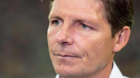 Hofft auf einen guten Start in die Europa League: Wolfsburgs Trainer Oliver Glasner. Foto: Marius Becker