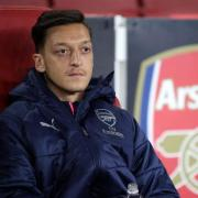 Pausiert nach einmal Startelf wieder beim FC Arsenal: Mesut Özil. Foto: Nick Potts/PA Wire
